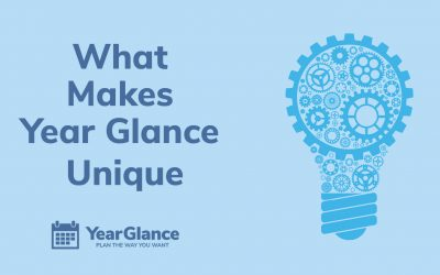 What makes Year Glance unique